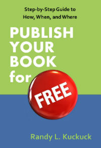 Publish for Free front cover - thumb